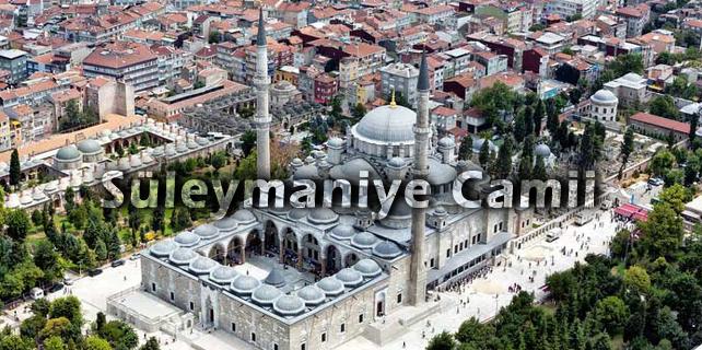 istanbul-Suleymaniye-Cami
