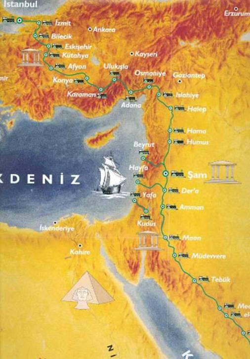 hicaz-demiryolu-harita