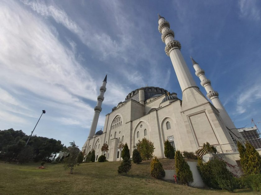 Ezan Cami Müezzin Minare