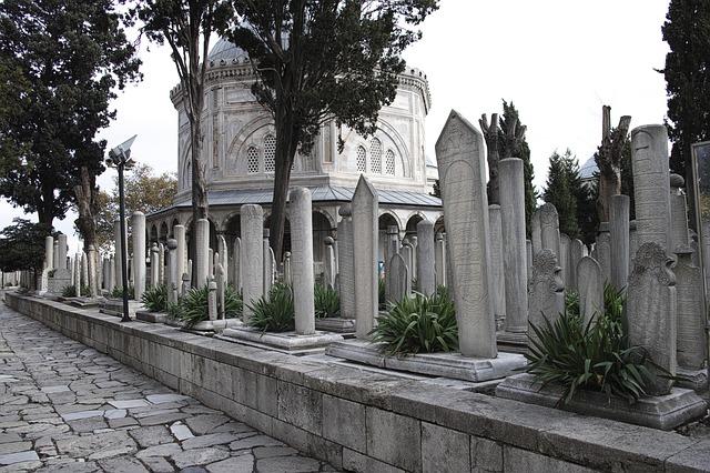 Müslüman mezarlığı